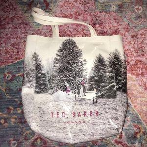 Ted Baker Christmas Winter Sparkle Bag